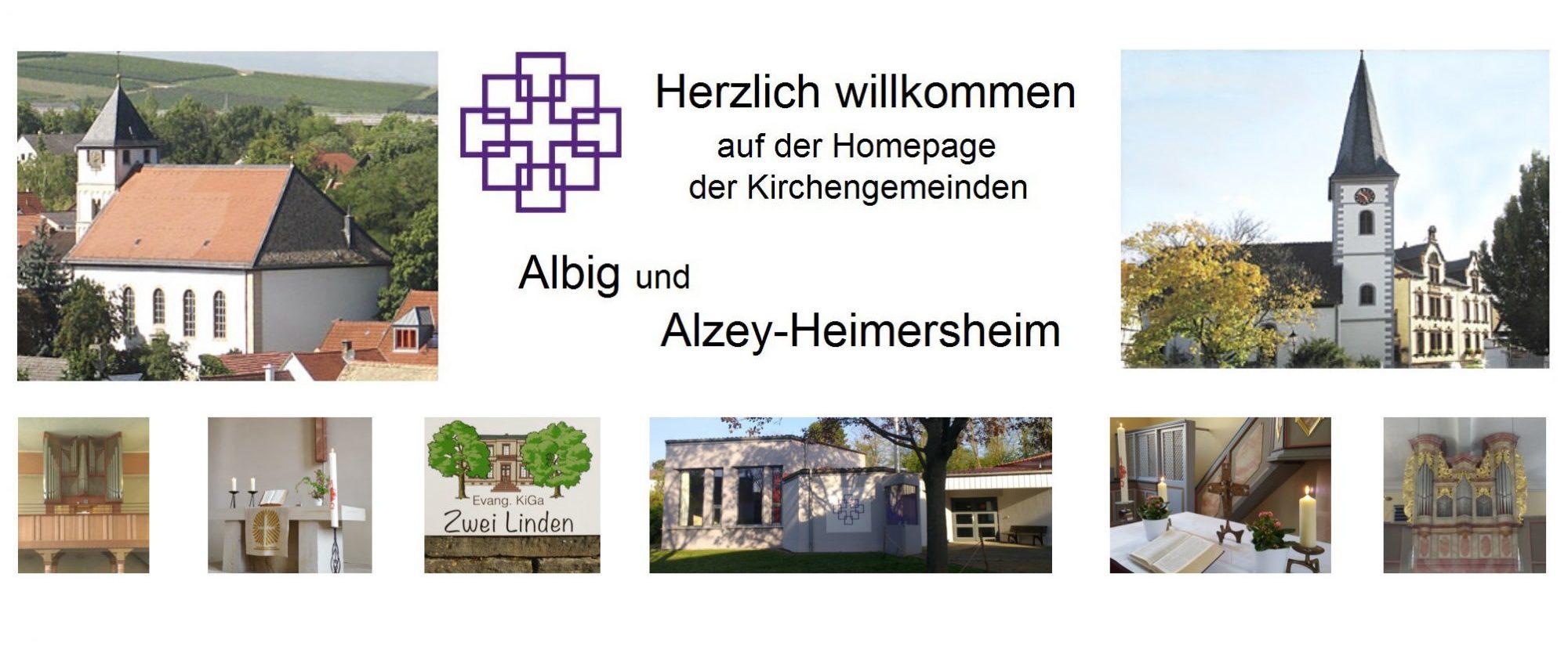 Kirchengemeinden Albig/Heimersheim